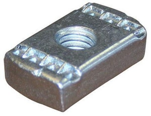 FNW 7/8 in. Carbon Steel Plated Channel Nut with Long Spring FNW7820Z0087