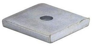 FNW Plated Flat Square Washer FNW7835Z00