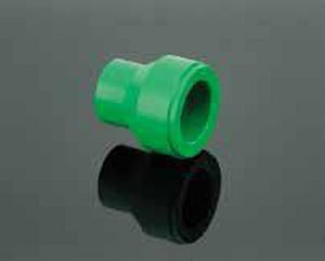 Aquatherm Greenpipe® Female x Male Reducing DR 6 Polypropylene and Fusiolen® PP-R Bushing A01111