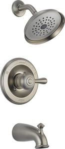 Delta Faucet Leland® 2 gpm Pressure Balance Tub and Shower Trim with Single Lever Handle D14478SHL