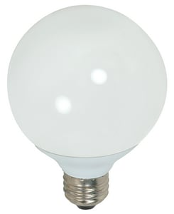 Satco G25 Compact Fluorescent Light Bulb with Medium Base SS7305