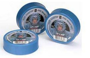 Mill-Rose Blue Monster® 1 in. PTFE Tape in Blue M70887
