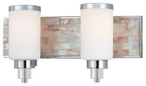 Minka Cashelmara™ 60 W 2-Light Light Medium Bath M324277