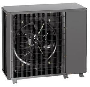 International Comfort Products R−410A Ducted Horizontal Air Conditioner 13 SEER 5T IHC4H360ALA