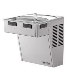Halsey Taylor 8 gph. Wallmount Water Cooler HHAC8FSQADAPV