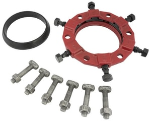 Ford Meter Box UFR1500 Series Mechanical Joint Restraint with Accessories FUFR1500CAI