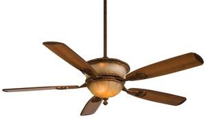 Minka Santa Lucia™ 60 in. 5-Blade Ceiling Fan MF820