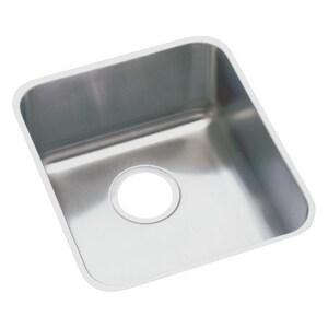 Elkay Lustertone® 1-Bowl Undermount Sink EELUHAD131645