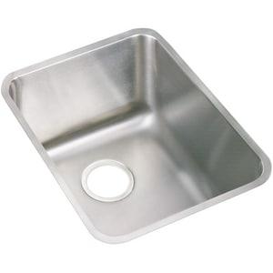 Elkay Pursuit™ Outdoor Undercounter Kitchen Sink in Satin EPODUH141810