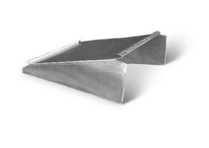Lukjan Metal Products 10 in. Trunk Duct Increaser SHMTDI10