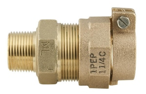Ford Meter Box MIP Swivel x Pack Joint Brass Coupling FC86NL