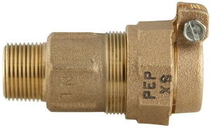 Ford Meter Box MIP Swivel x Pack Joint Brass Straight Coupling FC86NL