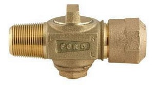 Ford Meter Box Quick Joint Ball Corporation Stop Valve FF10004QNL