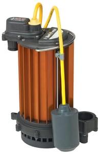 Liberty Pumps 115v High Temperature Sump Pump Ht453