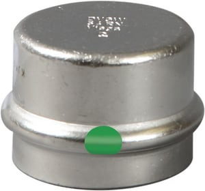 Viega Press 316 Stainless Steel Cap V803