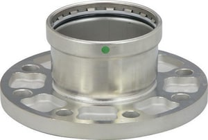 Viega ProPress® Press x Flange 316 Stainless Steel Extra Large Adapter Flange V8107