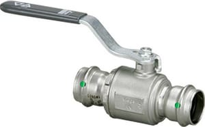 Viega 1-1/2 in. 316 Stainless Steel Ball Valve V81100