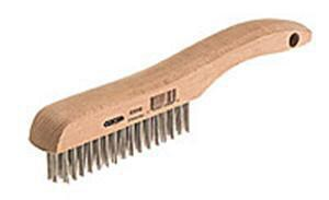 Osborn Wire Scratch Brush Economy O83003
