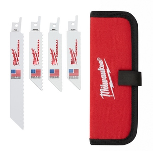 Milwaukee Hackzall® 10-Piece Blade General Purpose Set M49220220