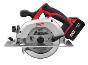 Milwaukee 5800 rpm Circular Saw Kit M263022