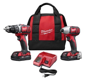 Milwaukee 7-3/4 in. Compact Drill And Impact M269122