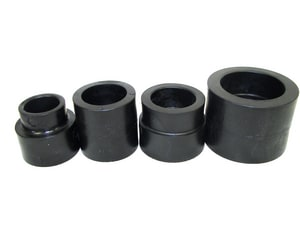 IPS Straight DR 11 HDPE Socket Fusion Molded Coupling PEI11SC