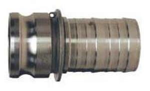 Dixon Valve & Coupling Type E Male Stainless Steel Adapter DESS