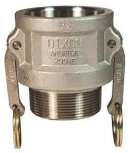 Dixon Valve & Coupling Type B Stainless Steel Quick Coupling DBSS
