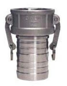 Dixon Valve & Coupling Type C Stainless Steel Quick Coupling DCSS