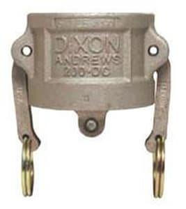 Dixon Valve & Coupling Press Aluminum Dust Cap DDCAL