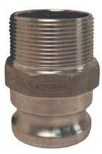 Dixon Valve & Coupling Male x MNPT Aluminum Adapter DFAL