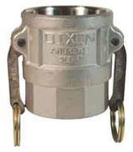 Dixon Valve & Coupling Female x FNPT Stainless Steel Quick Coupling DDSS
