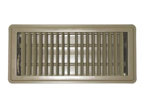Proselect 2 x 10 in. Floor Diffuser Deluxe PSDFDK10