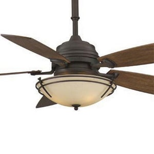 Fanimation Hubbardton Forge Coffee Ceiling Fan Blade in Bronze FHF6600BZ