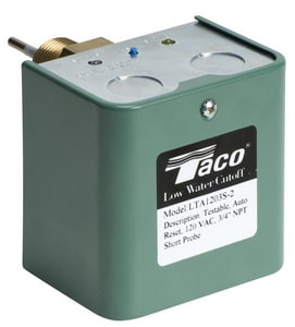 Taco Automatic Low Water Cleanout 120 VAC Pump TLTA1203S2