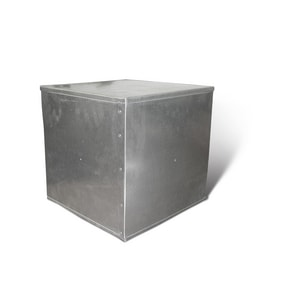 Lukjan Metal Products 16 x 16 x 16 in. Insulation Cube SHMIC161616