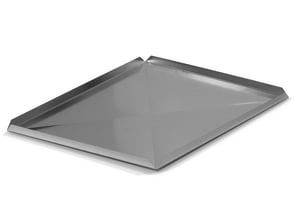 Lukjan Metal Products 14 in. R8 Plenum with Cap SHMPCR814