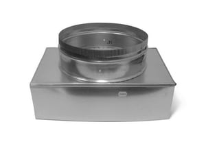 Lukjan Metal Products 12 x 8 in. Return Air Box SHMRAB1212X