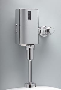 Toto USA EcoPower® Urinal Flush Valve in Chrome TTEU1LNCP