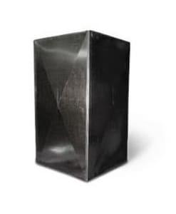 Lukjan Metal Products 16-1/2 x 36 in. 2-Piece Plenum with Cap SHMPTPWC1612X20X36
