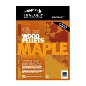 Traeger Pellet Grills Hardwood Maple Pellets TPEL308