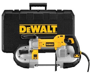 DEWALT 21 in. Heavy Duty Deep Cut Bandsaw with Kit Box DDWM120K
