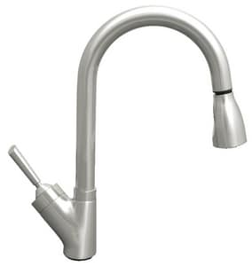Mirabelle® Alledonia 2.2 gpm Kitchen Sink Faucet 360 Degree Swivel with Single Lever Handle MIRXAL100