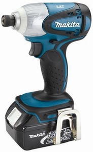 Makita USA 5-3/4 in. Cordless Impact Driver MBTD141