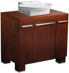 Danze Ziga Zaga® Vitreous China Deck Vessel Lavatory Sink DDC037341