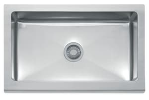 Franke Consumer Products Manor House 1-Bowl Kitchen Sink FMHX71033