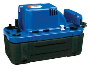 Little Giant Pump 84 gph 93kW Condensate Pump L554542