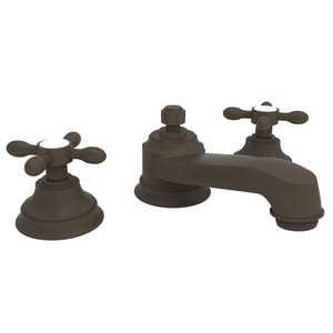 Newport Brass Astaire 3-Hole Widespread Lavatory Faucet with Double Cross Handle N1640