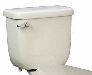 PROFLO 1.6 gpf Toilet Tank with Left Mounted Trip Lever PF5112UWH