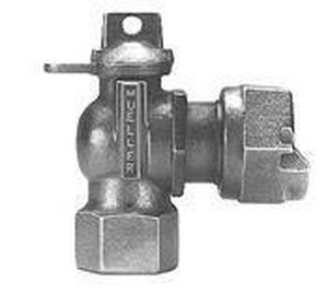 Mueller FIP x Swivel Nut Ball Valve MB24265NEFF